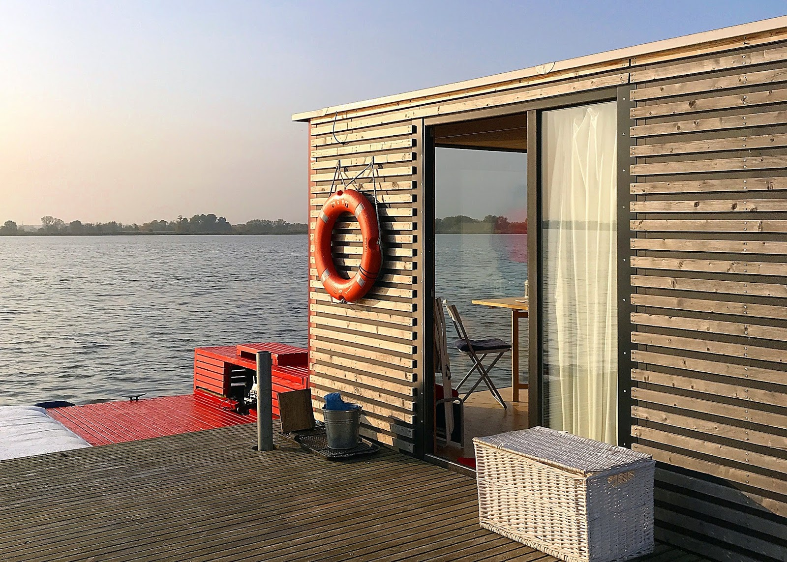 Mielno, HT Houseboats