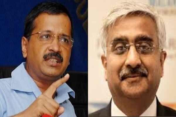 केजरीवाल ने मुख्य सचिव को इतना मरवाया, चश्मा भी टूट गया, दिल्ली में अराजकता और गुंडाराज
