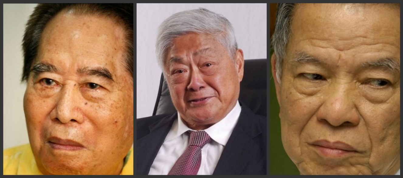 what are the weaknesses of henry sy and john gokongwei Henry sy 5/21/12special report submitted by: john ng henry sy, jr henry t sy the john gokongwei story.