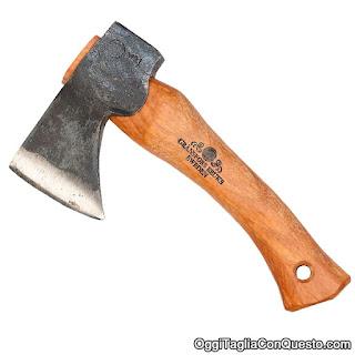 Gransfors mini hand axe