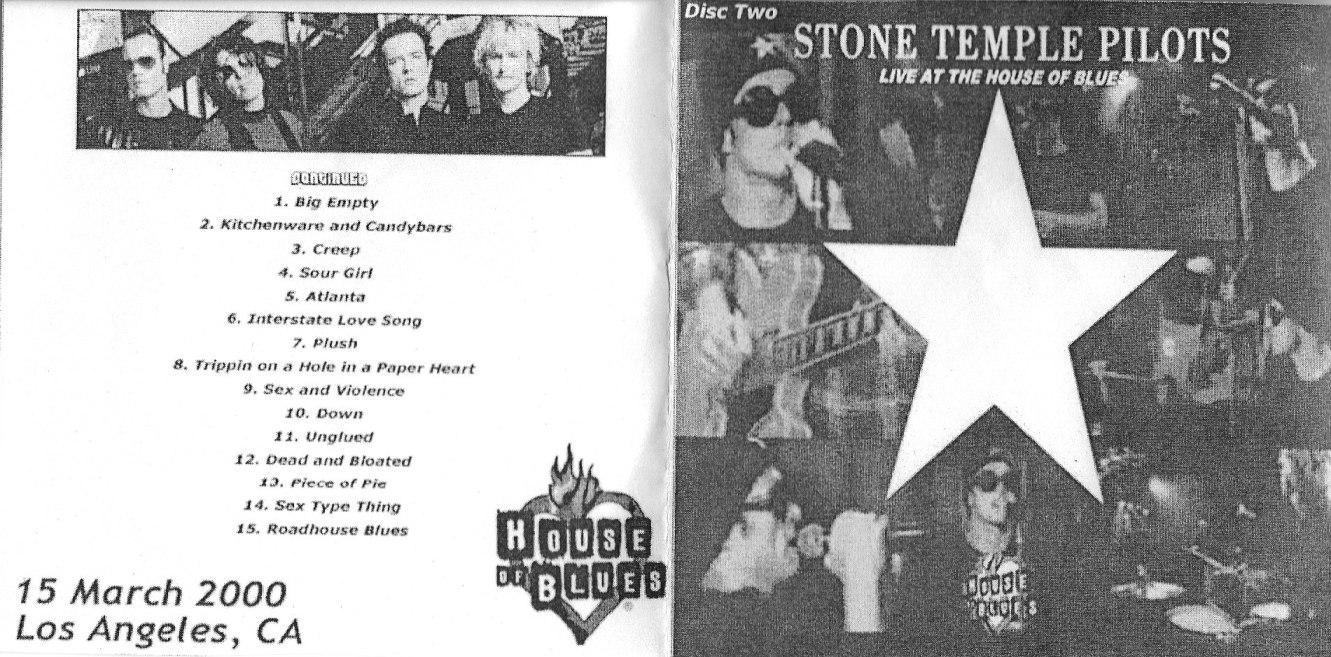 stone temple pilots discography blogspot