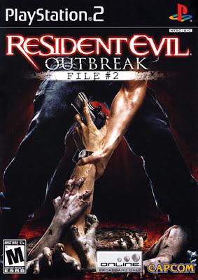 Baixar jogo Resident Evil Outbreak File #2 PS2 Torrent (Free)