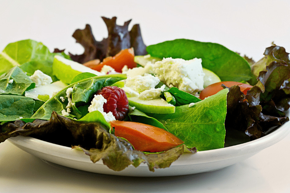 Salads For Diabetics vegetable and fruit