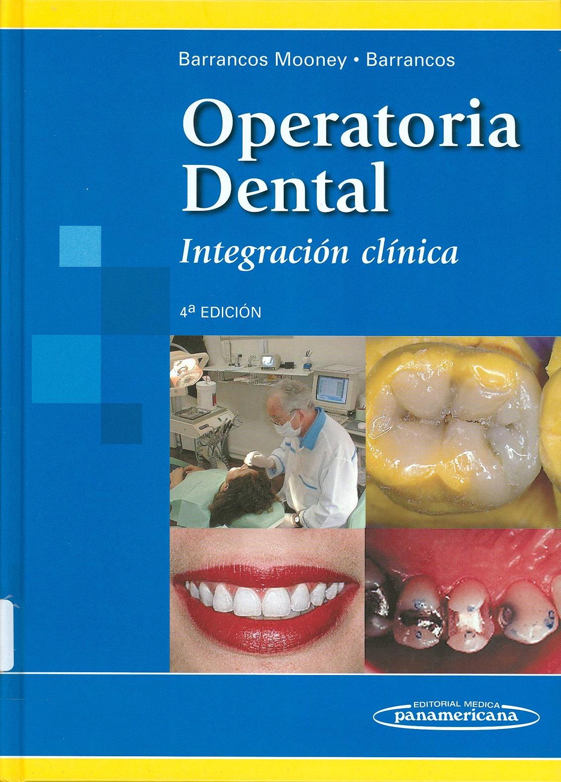 Libro De Operatoria Dental De Barrancos Pdf Download