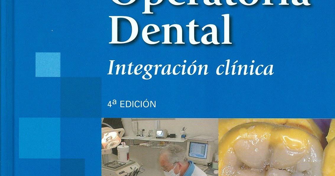 OPERATORIA DENTAL BARRANCOS DESCARGA PDF