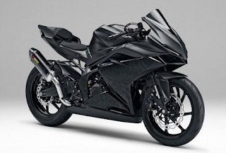 Honda Light Weight Super Sports CBR250RR