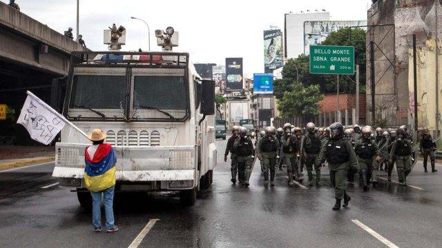 Solo venezolanas marcharán contra el golpe y la represión este #6May hasta el Ministerio del Interior
