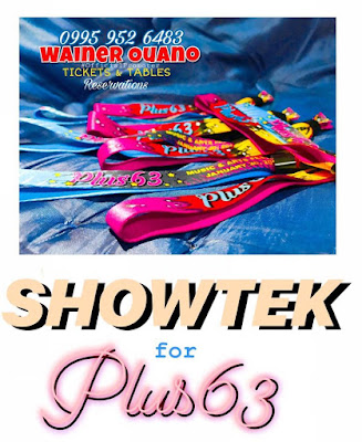 Wainer Ouano, official Plus63 promoter