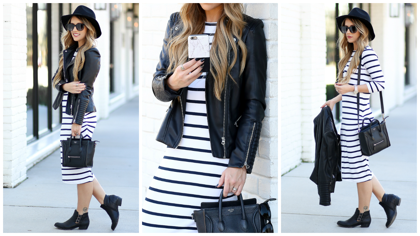 Styled Adventures Edgy Fall Outfit