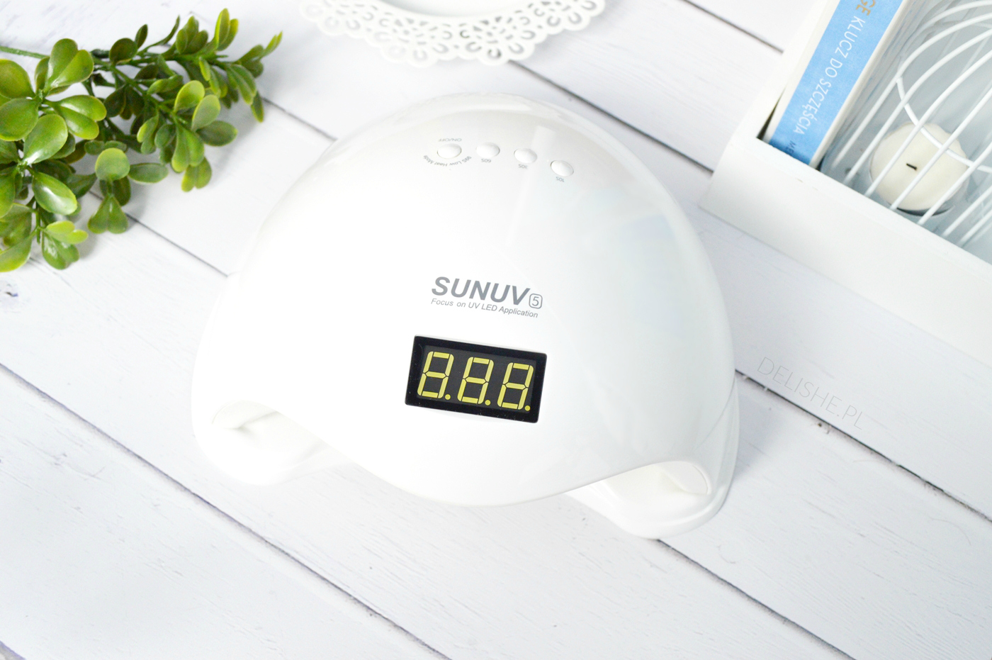 lampa do paznokci sunUV5