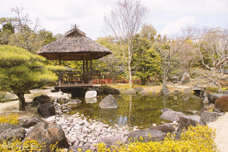 kokoen pagoda