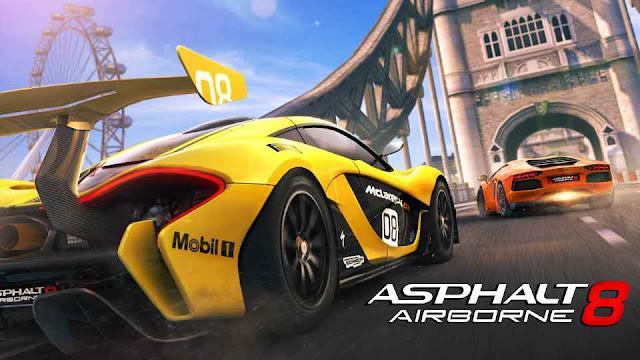 Asphalt 8 Airborne Championship