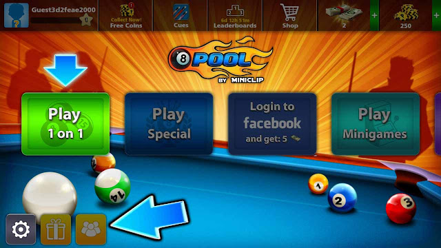 8 ball pool mod online
