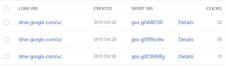 Trik Mengetahui Jumlah Download Pada  File Hosting - Google Drive