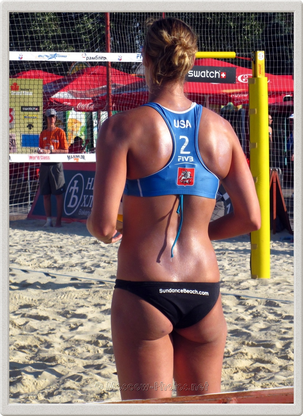 Beach Volleyball Player Lauren Fendrick