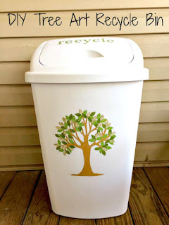 diy-tree-art-recycle-bin-decoupage