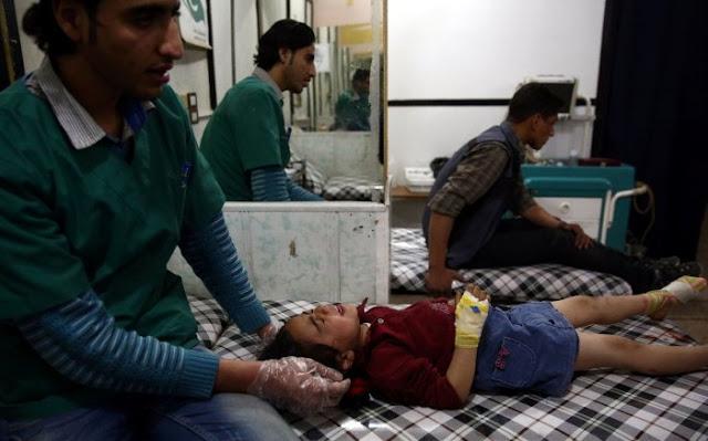 Bocah Suriah Tahan Sakitnya Operasi Sambil Baca Surah Al Qur'an Ini, Host dan Narasumber Ini Menangis