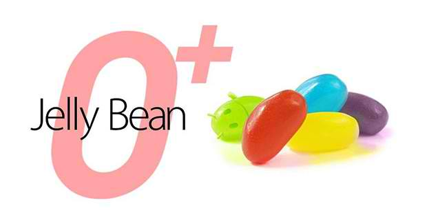 Be ready for the O+ 8.9 and O+ 8.12 Jelly Bean Update