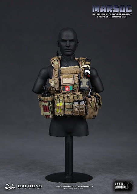 Toyhaven Preview Dam Toys 1 6 Scale Marsoc Special Ops