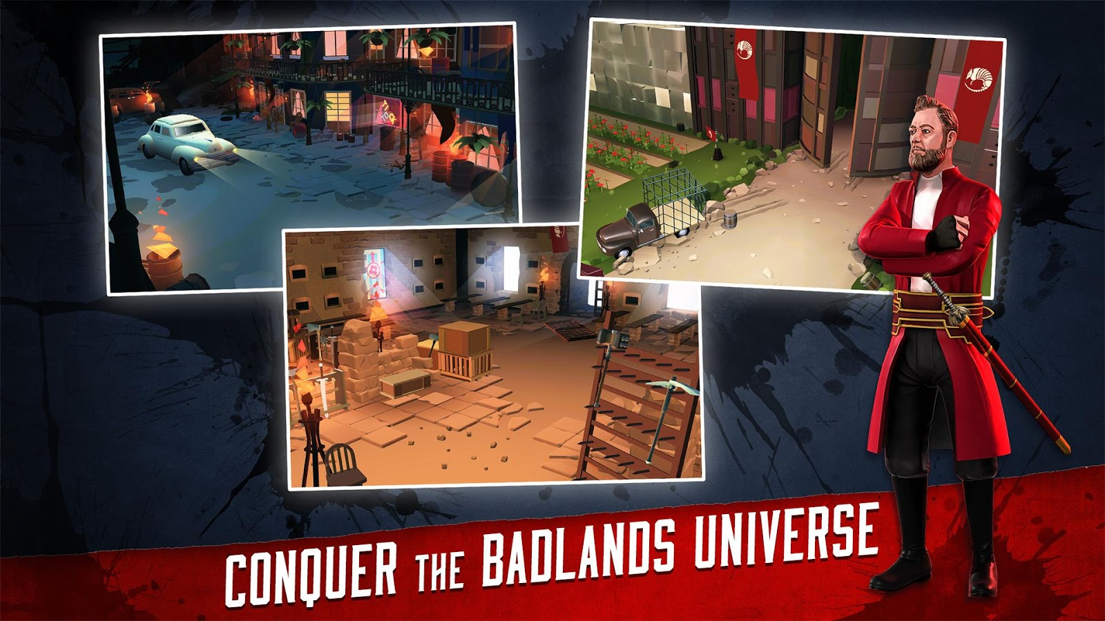 Into the Badlands Blade Battle MOD APK Terbaru