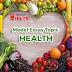 Hướng dẫn viết Model Essay topic Health