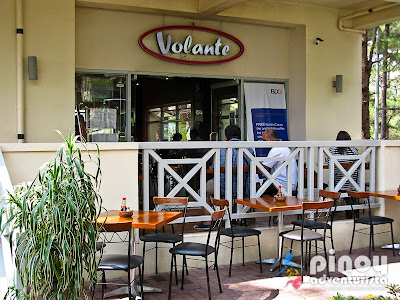 Where to Eat Pizza Volante Baguio City
