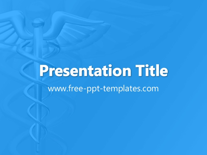 medical ppt template