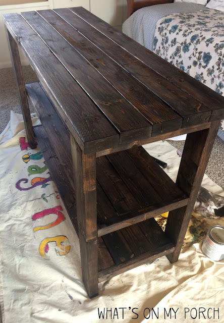 How To Make New Wood Look Weathered & Old