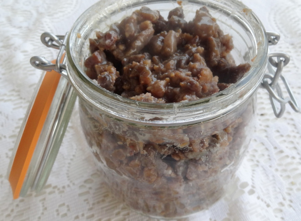 The winter season in Lebanon is very cold Awarma (Preserved Meat a La Libanaise) Recipe