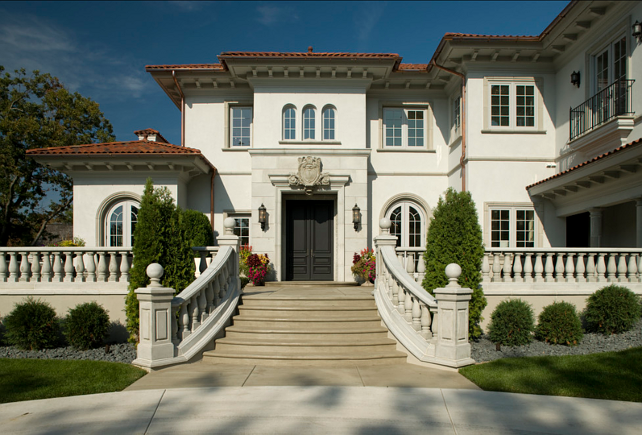 Classic Home Design With Various Color Ideas: Classic Home Designs