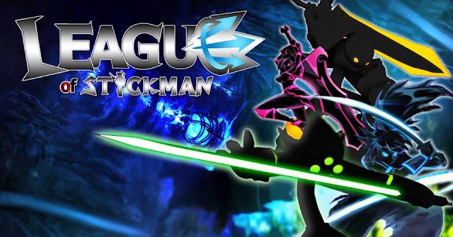 Game League Of Stickman Mod v1.8.1 Apk (Mega Mod)
