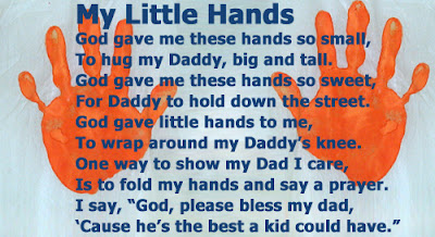 fathers day ryhmes poems 2017