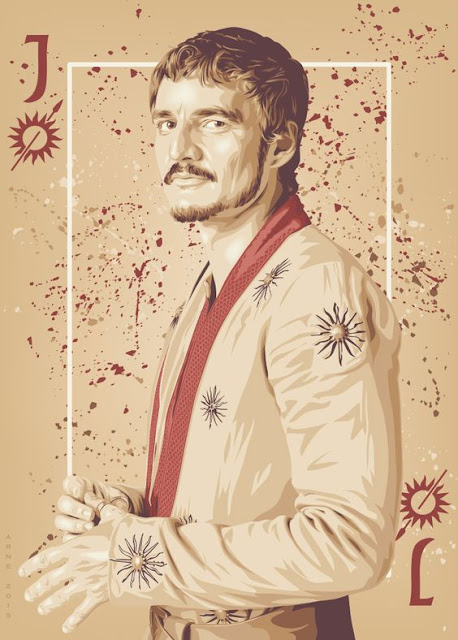 Principe Oberyn - Game Of Thrones