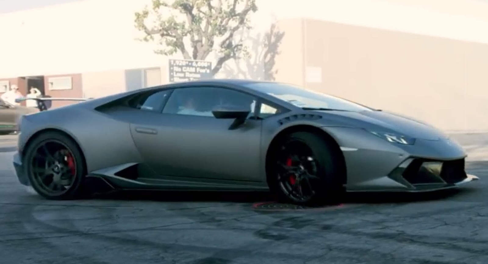 100 Hot Cars 187 Lamborghini Huracan