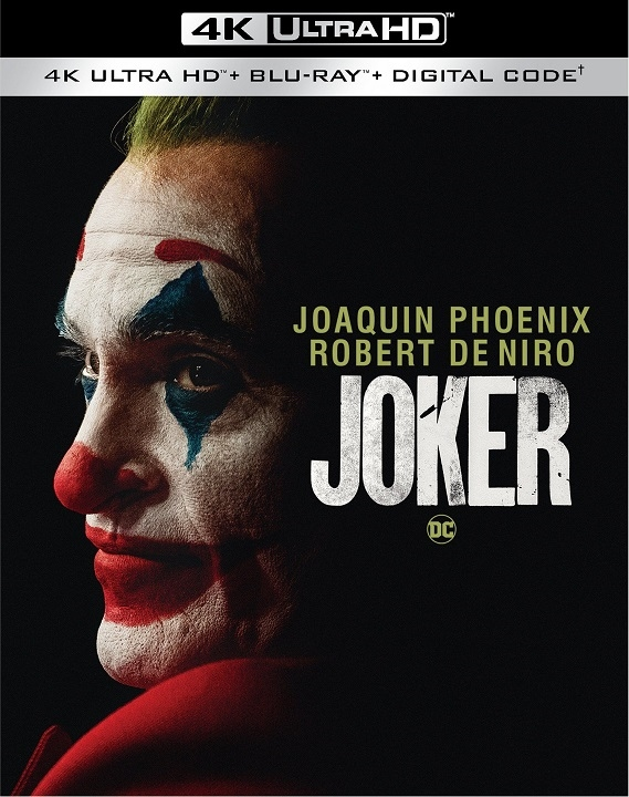 Joker 4K UHD and Blu-ray Announced on January 7 (Warner Bros.)