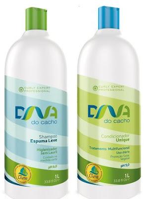 shampoo e condicionador low poo