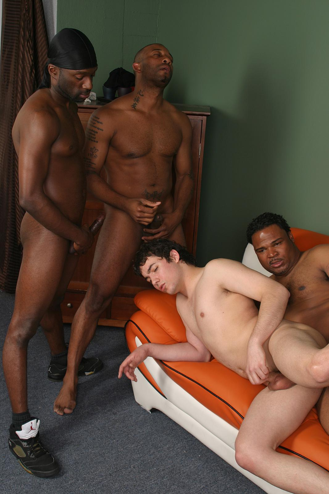 Black homemade gay porn
