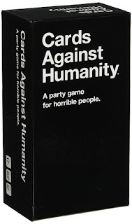 Cards Against Humanity, party games, games, ice breaker games