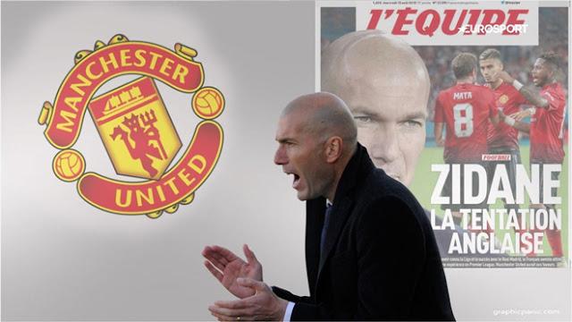 Bayern tiếp cận Zidane: MU dễ ân hận vì dùng dằng Mourinho 1