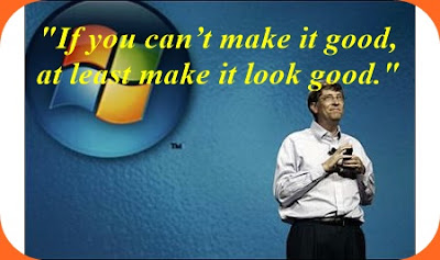 buisness men bill gates