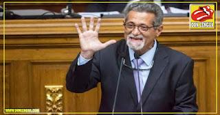 Diputado Américo De Grazia se hospedó en la embajada de Italia en Caracas