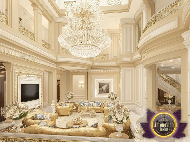 Nigeiradesign villa design in abu dhabi from luxury for Villa interior design living room