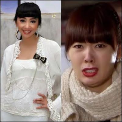 Ahn Sun Young dan Asri Welas