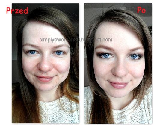 This Is Another Blog About Beauty Stuff Przykładowy Makijaż Dla