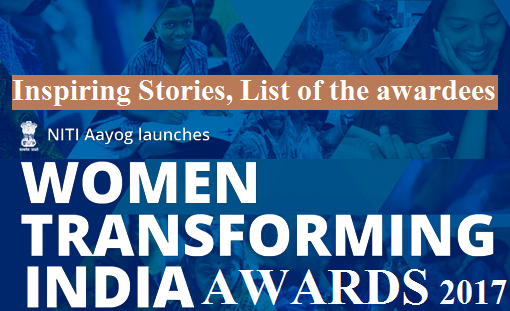 women-transforming-india-awards-2017-paramnews-lists-details