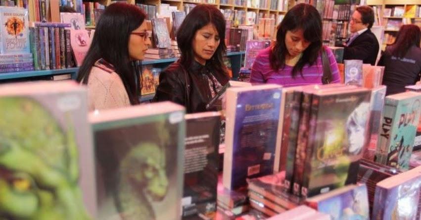 LEY DE LIBRO: Advierten que el 11 de octubre vencen beneficios tributarios para textos
