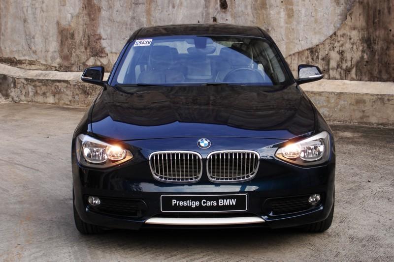 Review: BMW 118d Urban | Philippine Car News, Car Reviews ...