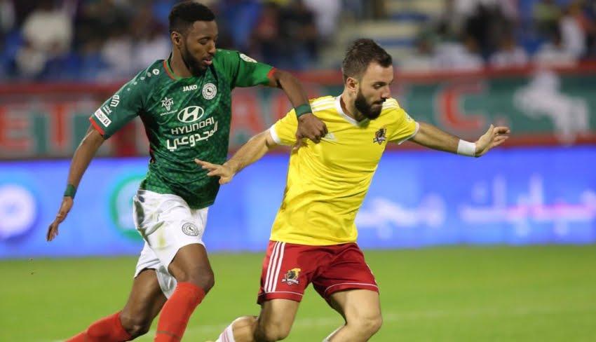 مشاهدة مباراة الوحدة والاتفاق بث مباشر اليوم 30-1-2020 في الدوري السعودي