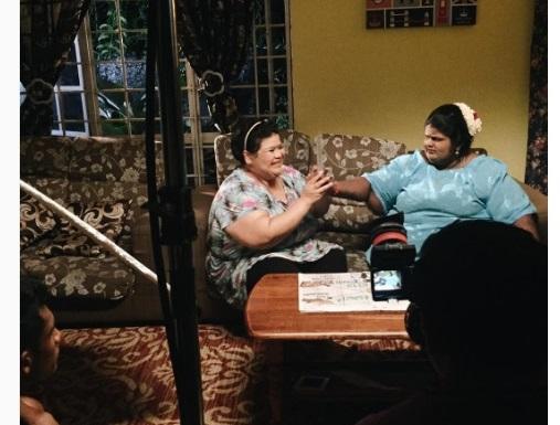 Sinopsis telemovie Keluarga XXL TV9, pelakon dan gambar telemovie Keluarga XXL TV9