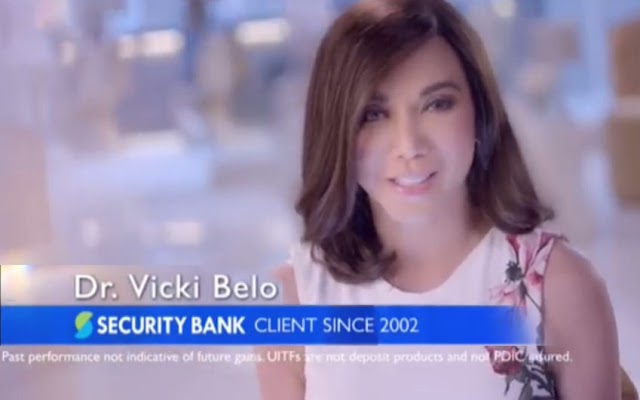 How To Spoil An Endorsement By Vicki Belo